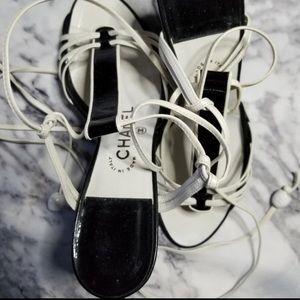 CHANEL Heels 7.5